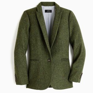 J. Crew Parke Blazer In English Wool